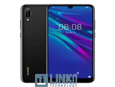 "HUAWEI Y6 2019 6,08"" HD+ 2GB/32GB 13/8MP 4G MIDNIGHT BLACK"