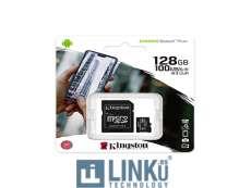 KINGSTON MICROSD 128 GB CL10 SDCS2/128GB 1A