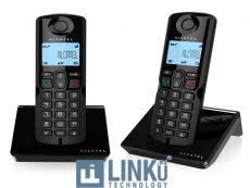 ALCATEL TELEFONO DEC S250 DUO NEGRO