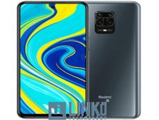 "XIAOMI REDMI NOTE 9S 6,67"" 6GB/128GB  16/48MP DS INTERSTELLAR GREY"