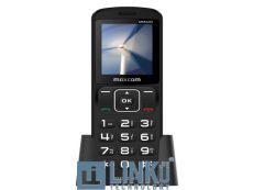 "MAXCOM TELEFONO FIJO DEC MM32D 2,4"" 2G SIM BLACK"