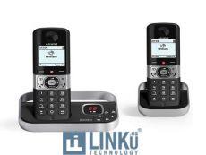ALCATEL TELEFONO DEC F890 VOICE DUO  NEGRO