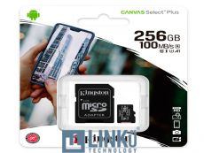 KINGSTON MICROSD 256 GB CL10 SDCS2/256GB 1A