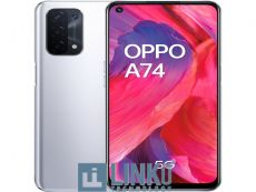 """OPPO A74 6,50"""" FHD+ 6GB/128GB 48/16MP DS (5G)  SPACE SILVER"""