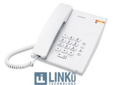 ALCATEL TELEFONO FIJO COMPACTO TEMPORIS 180 BLANCO