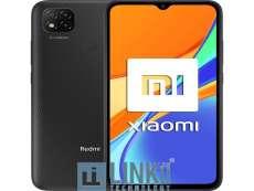 """XIAOMI REDMI 9C 6,53""""  4GB/128GB 5/13MP MIDNIGHT GRAY"""